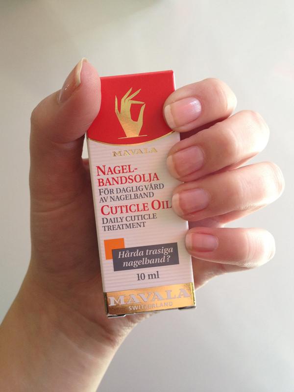 stärka naglarna lack