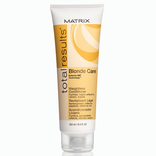 schampo för blonderat hår