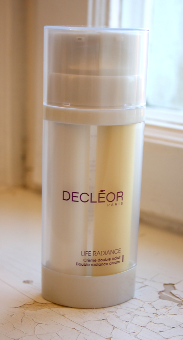 Decleor_liferadiancecream