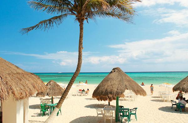 Mexio, Playa del Carmen, Ving