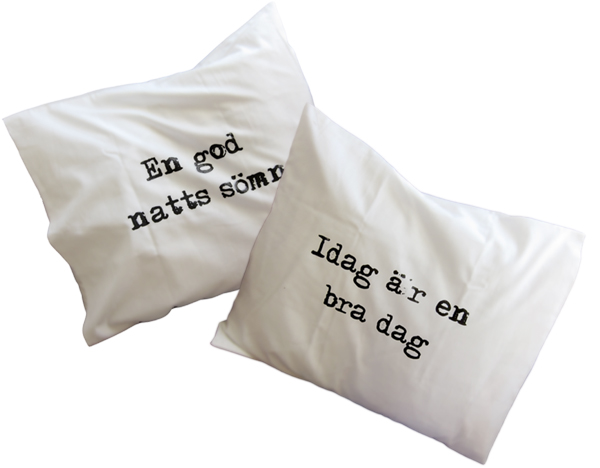 Örngott från hemmamys.se