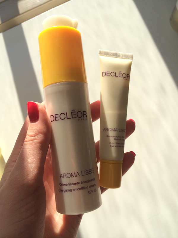 Decleor Aroma Lisse Day Cream and Eye Cream
