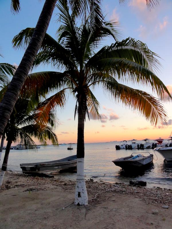 isla Mujeres Evening