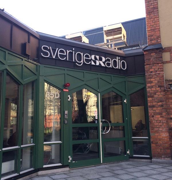 Sveriges Radio i Jönköping
