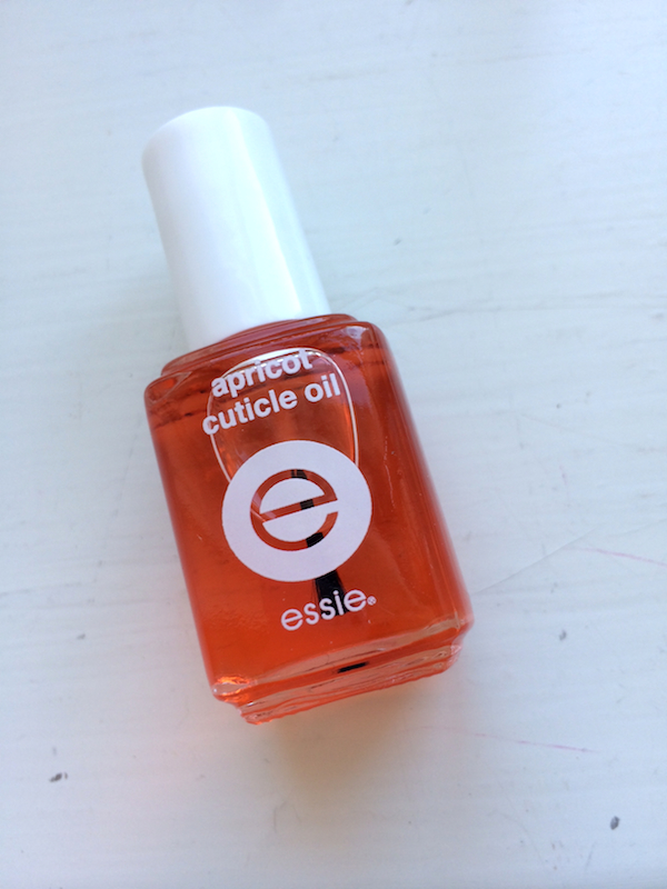 Essie Professional Nail Treatment Apricot Cuticle Oil