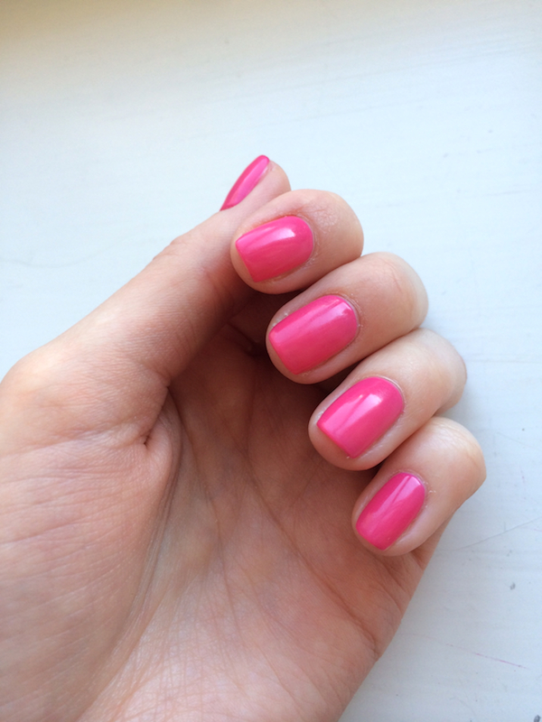 Essie Professional Nail Color Watermelon 127