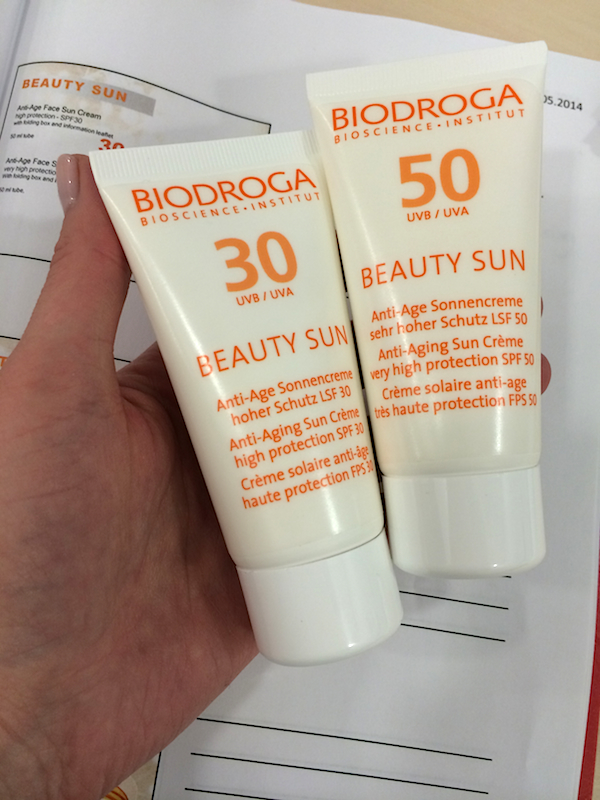 Solskydd Biodroga