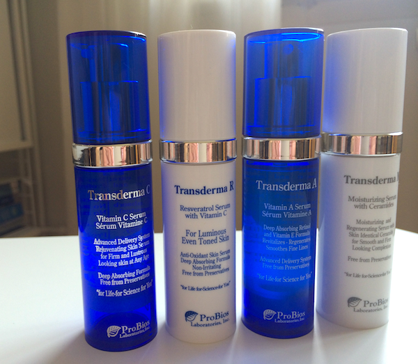 Transderma serums group