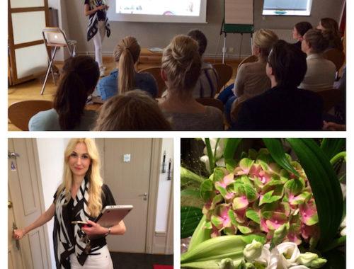 Föreläsning, Andrea Olofsson, Andrea Olofsson
