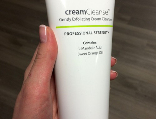 medik8 cream cleanser