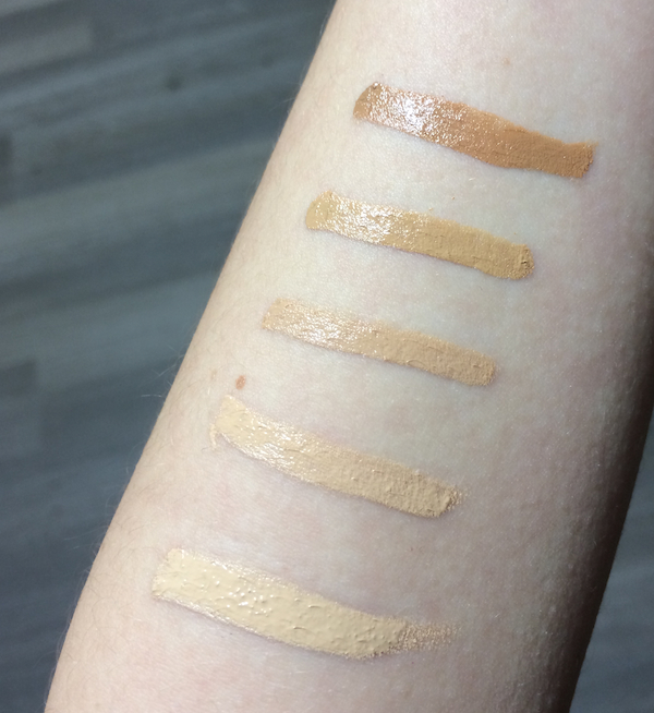 rms beauty uncoverup foundation swatches skonhetssnack.se