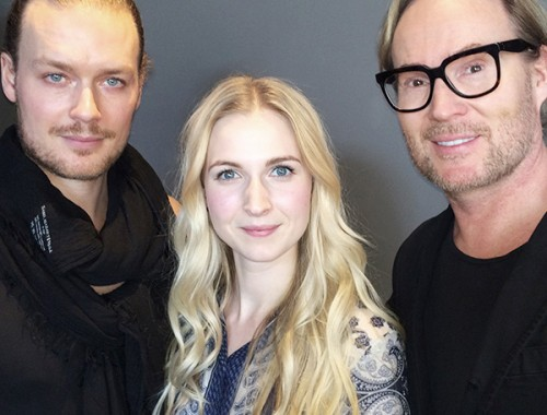 Mattias Stafsing, Andrea Olofsson, Patrik Lernberger