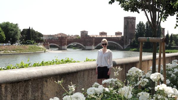 Andrea Verona flowers