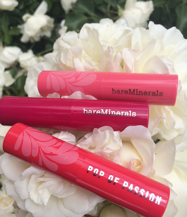 bareMinerals Pop of passion lip oil balm | skonhetssnack.se