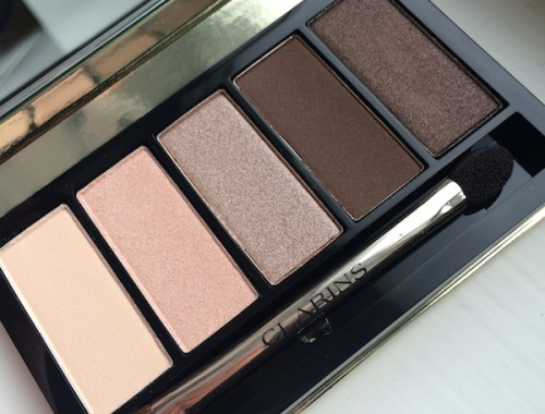 Clarins Eye Shadow Palette Pretty Day