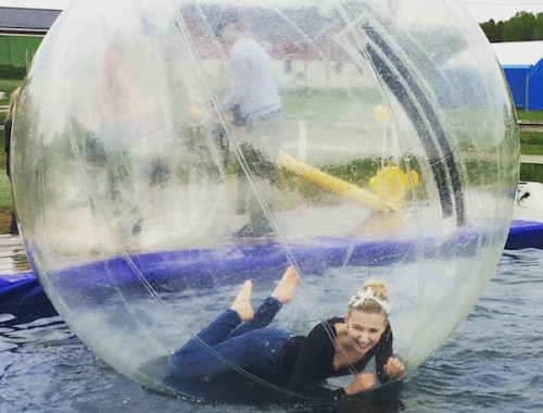 Andrea i bubbla