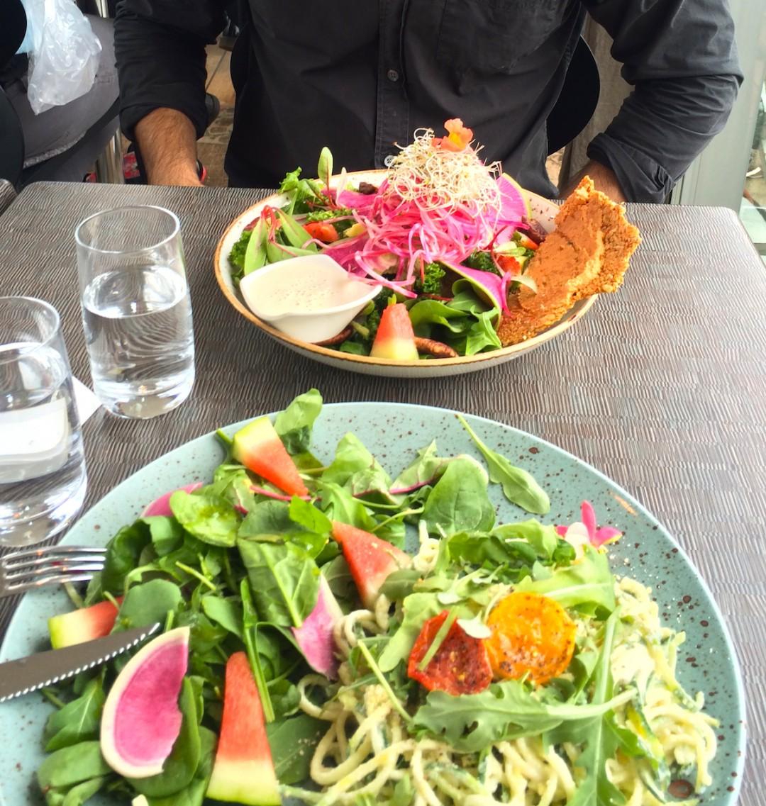 raw-lunch med mannen | skonhetssnack.se
