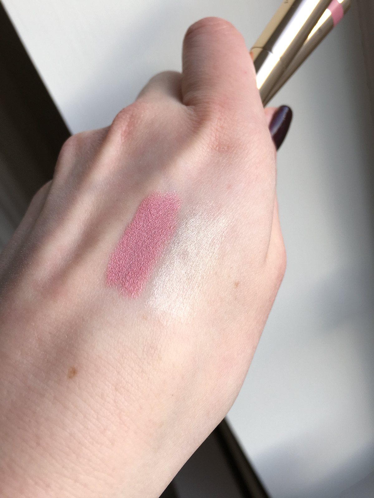 by terry happy glow ombre blackstar swatches