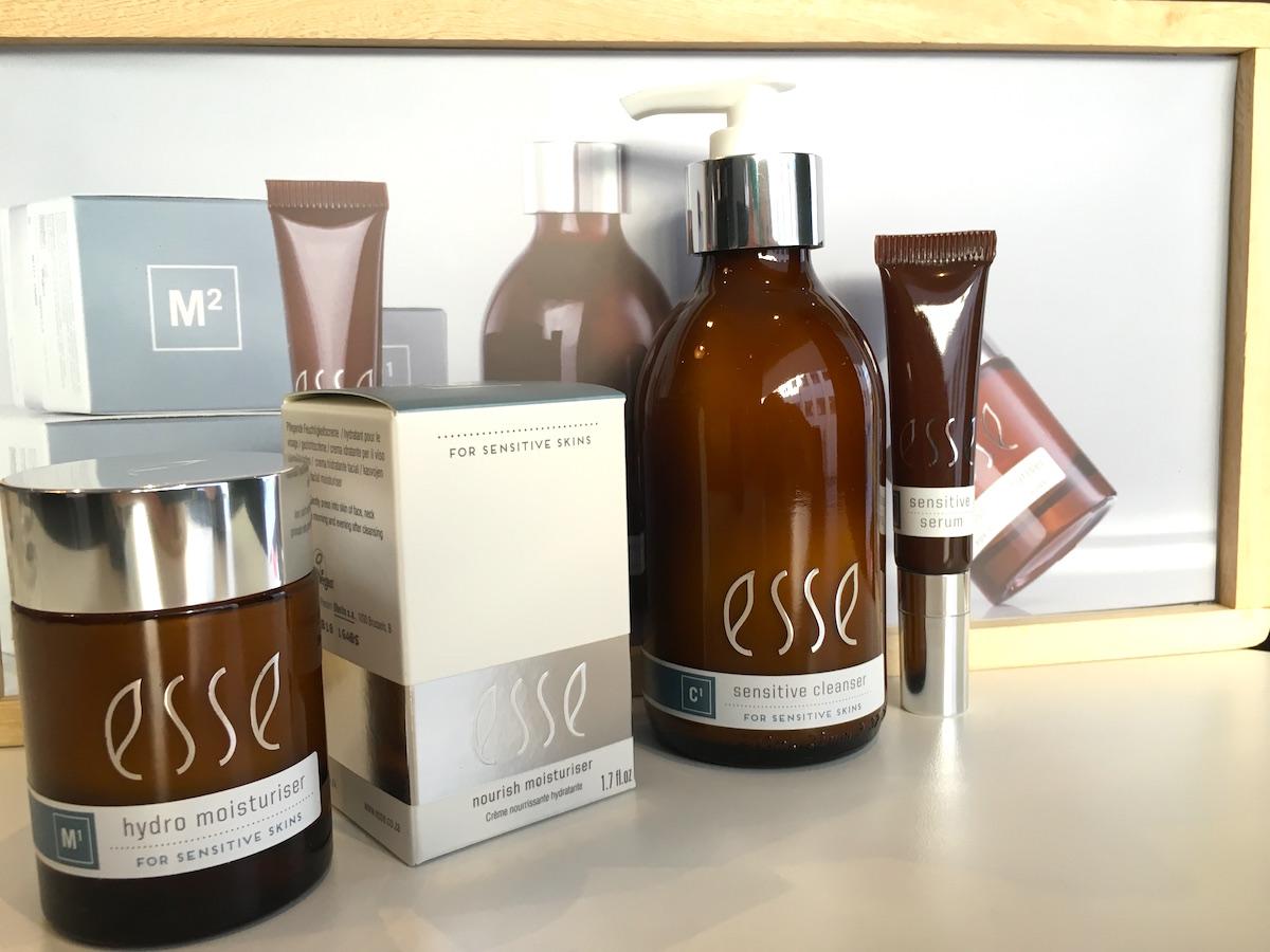 Esse Probiotic Skincare Sensitive Skin Line |skonhetssnack.se