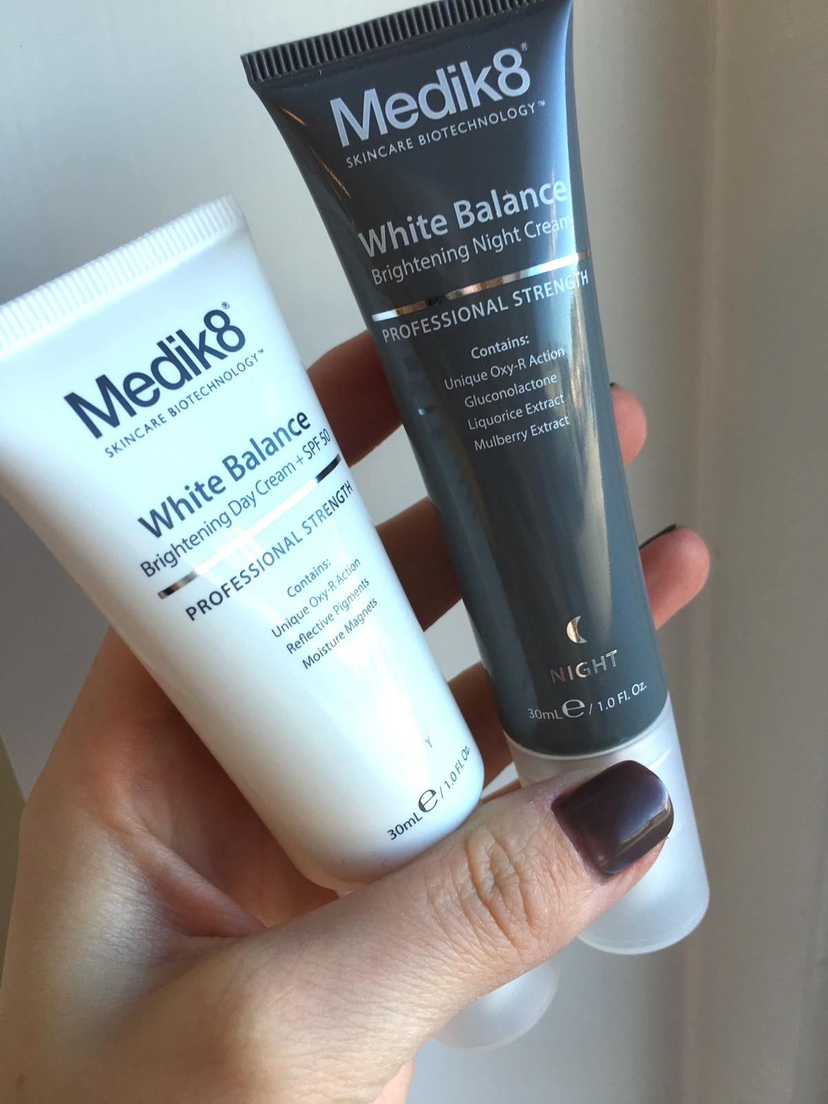 Medik8 White Balance Duo | skonhetssnack.se