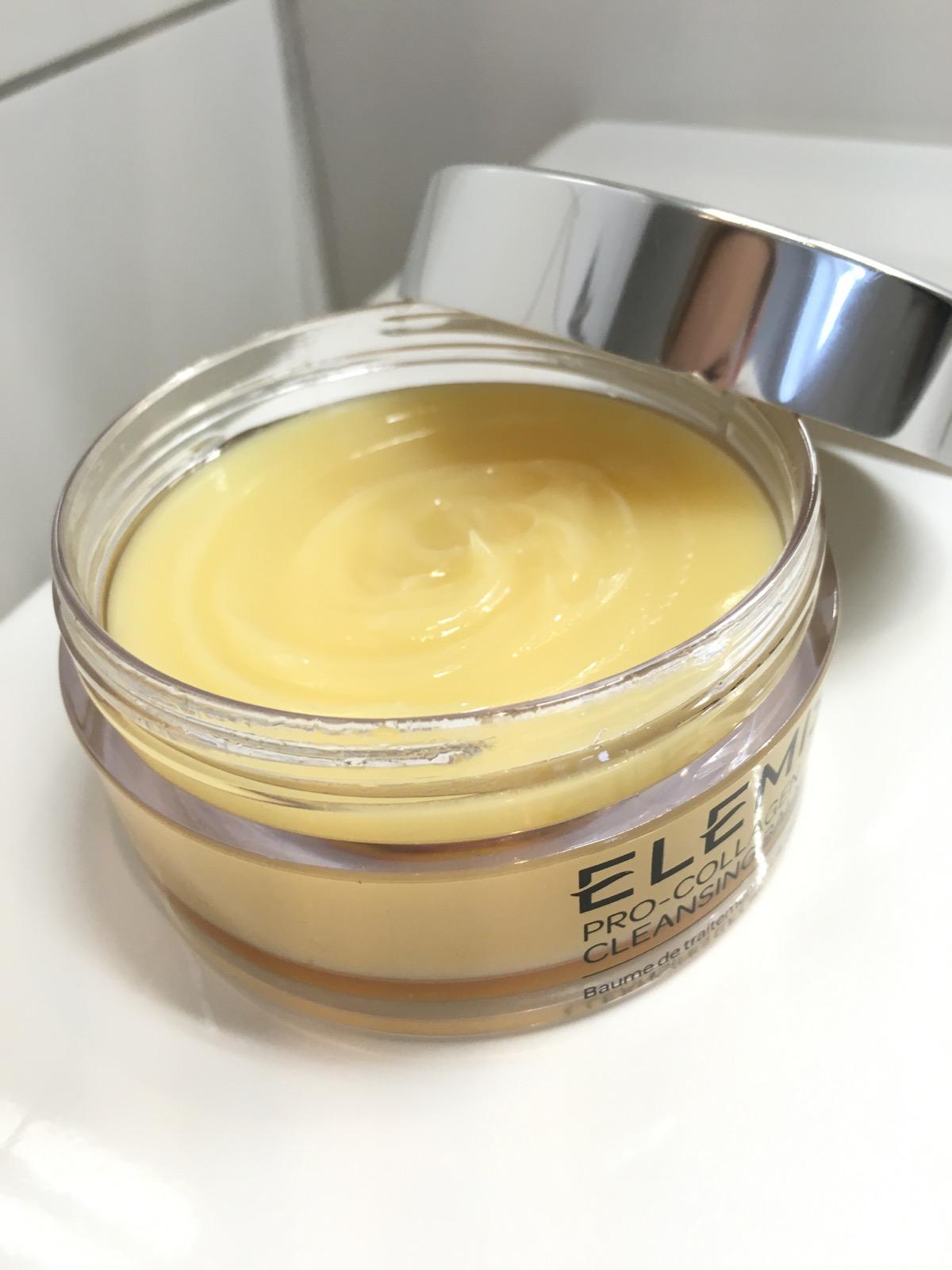 Elemis Pro-Collagen Cleansing Balm | skonhetssnack.se