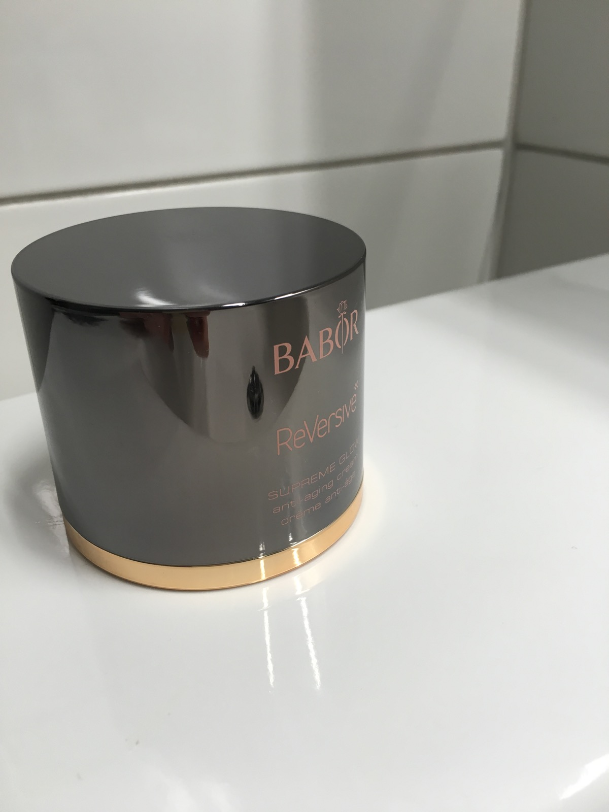 babor reversive glow cream jar|skonhetssnack.se