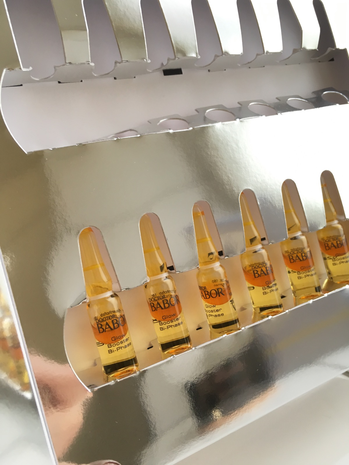 dr babor ampoules glow open|skonhetssnack.se