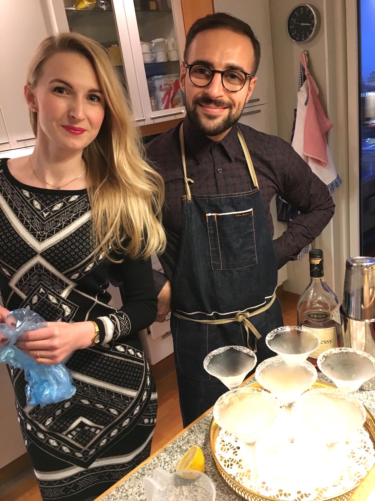 Andrea och nima drinks 2|skonhetssnack.se