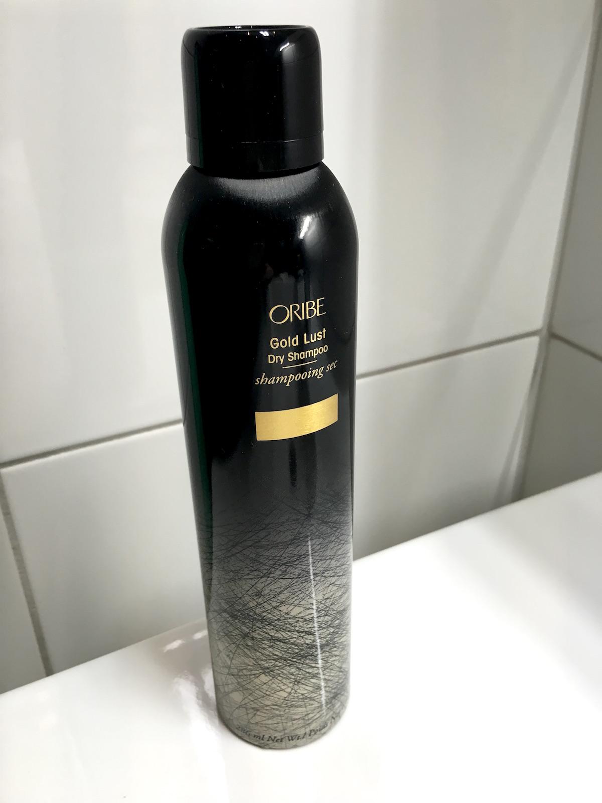 Oribe Gold Lust Dry Shampoo | skonhetssnack.se