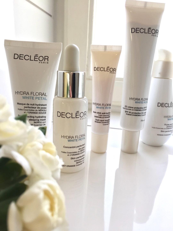 Decléors serie White Petal på skönhetssnack.se IMG_5758