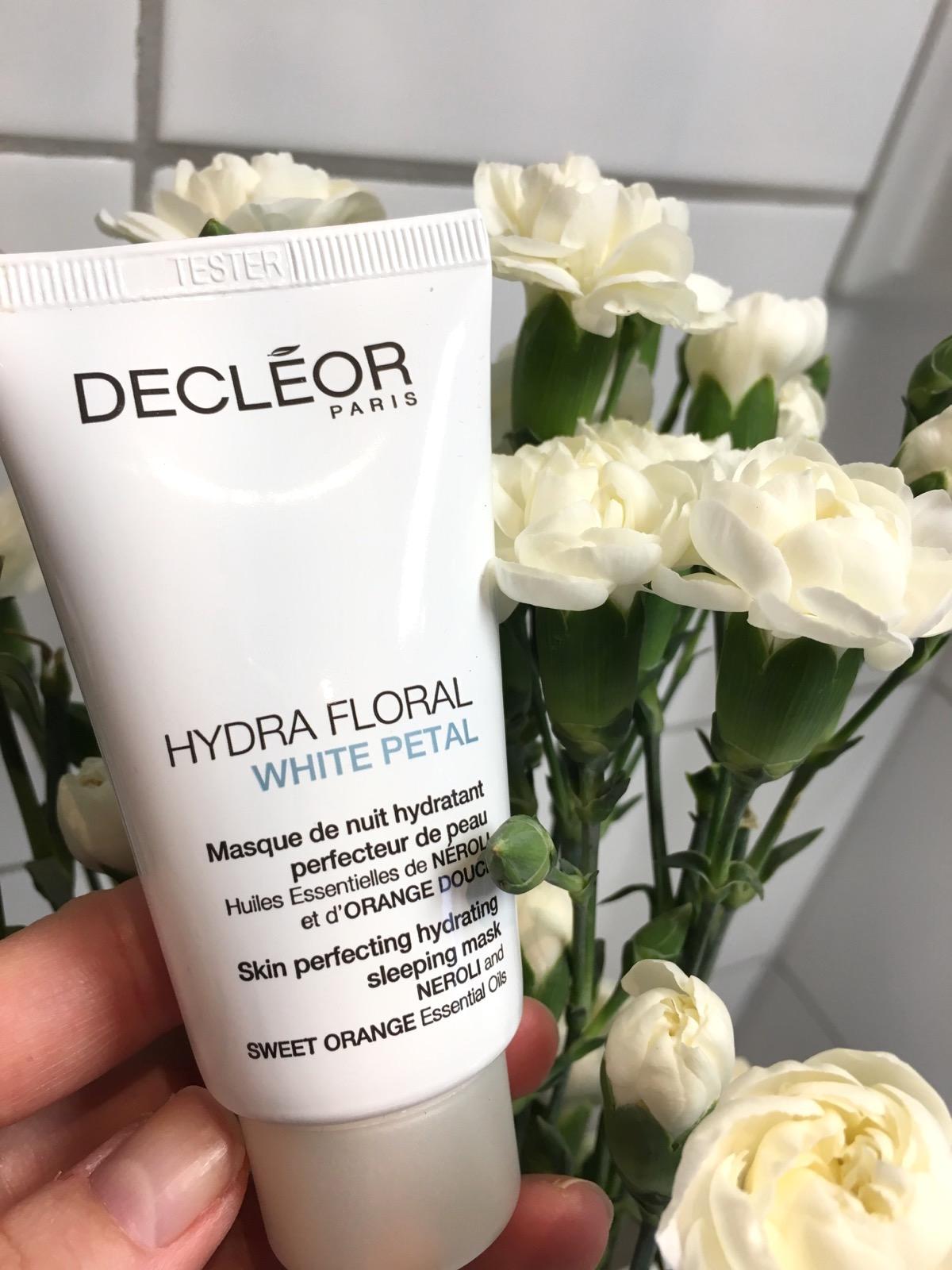 Decléors serie White Petal på skönhetssnack.se IMG_5764