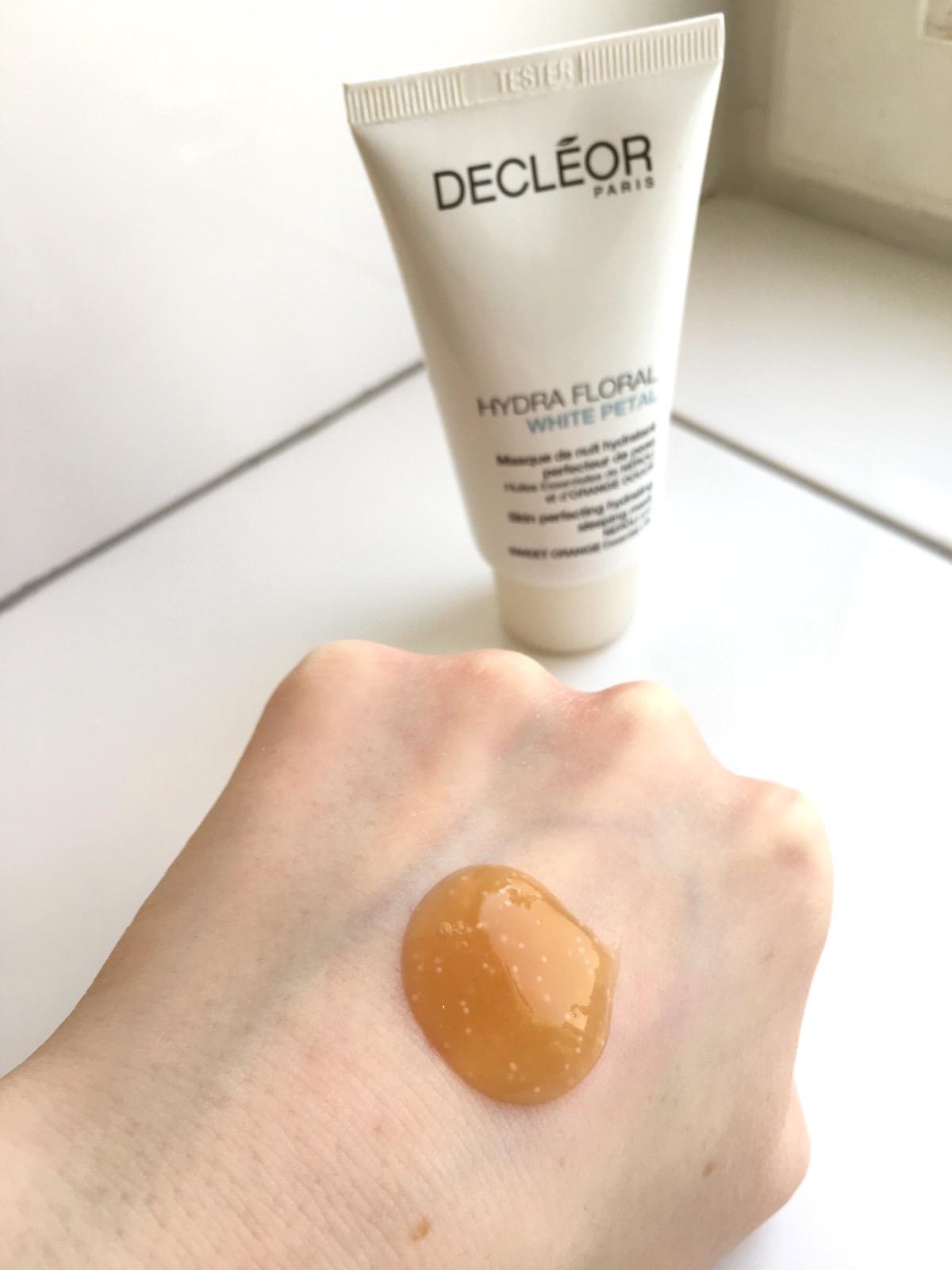 Decléors serie White Petal på skönhetssnack.se IMG_5834