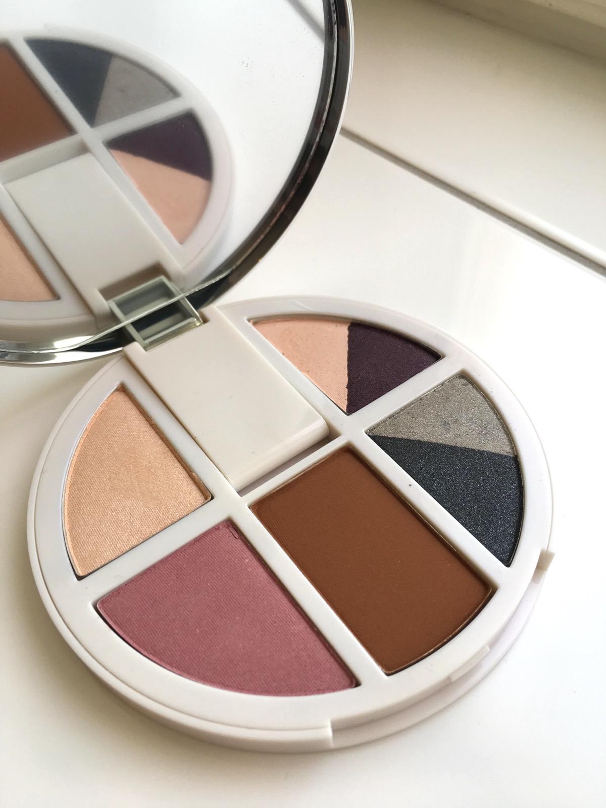 Paletter från Pür på skönhetssnack.se IMG_5881