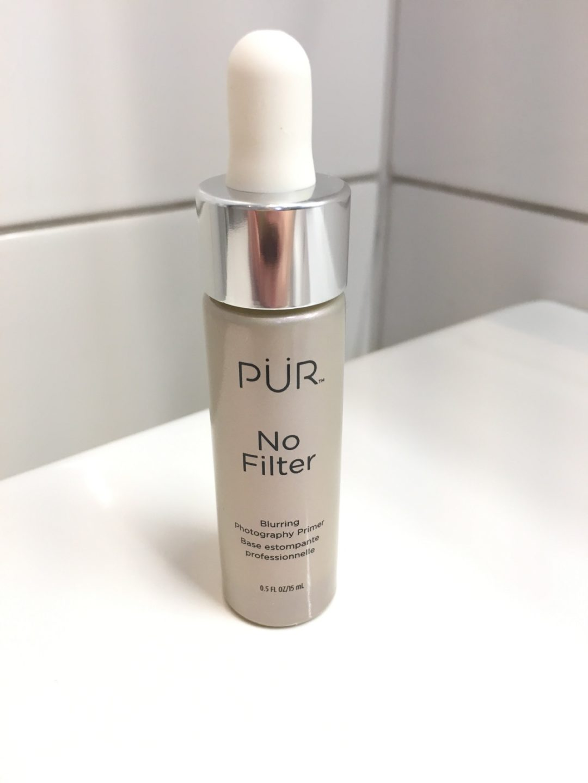 pür no filter primer på skönhetssnack.se IMG_5844