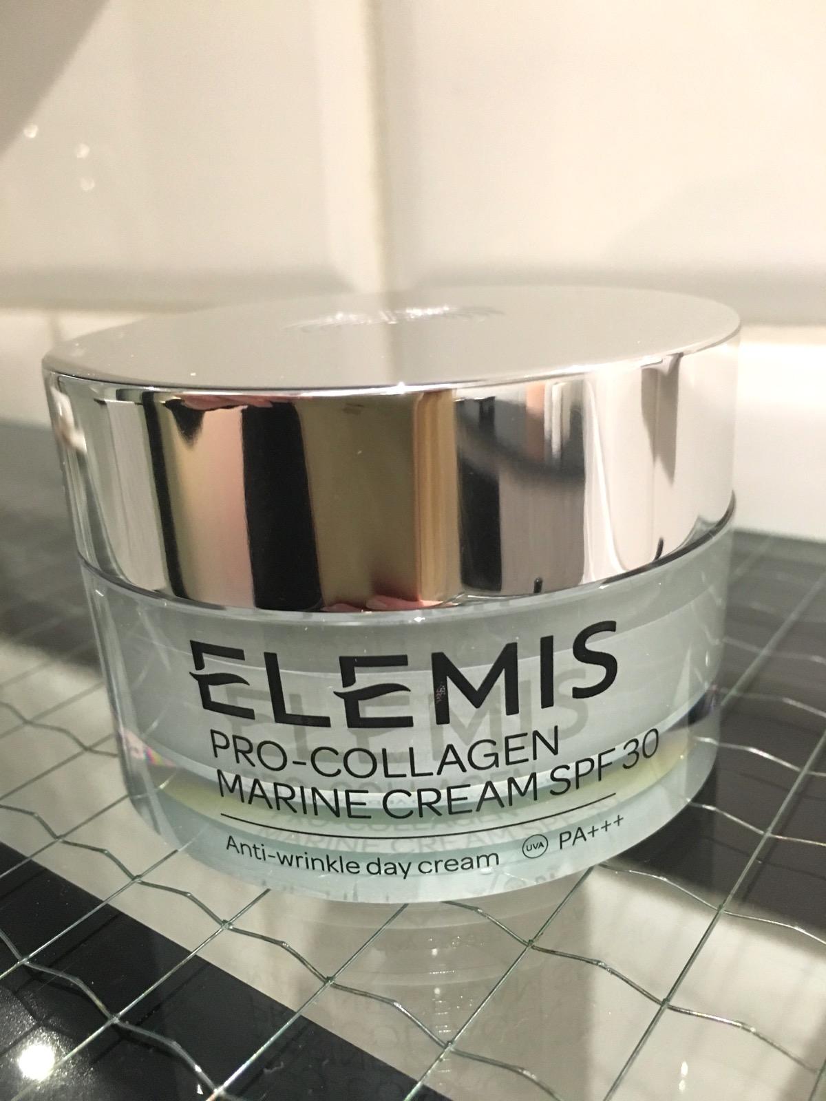 Elemis Collagen Marine Cream SPF 30, skönhetssnack.se