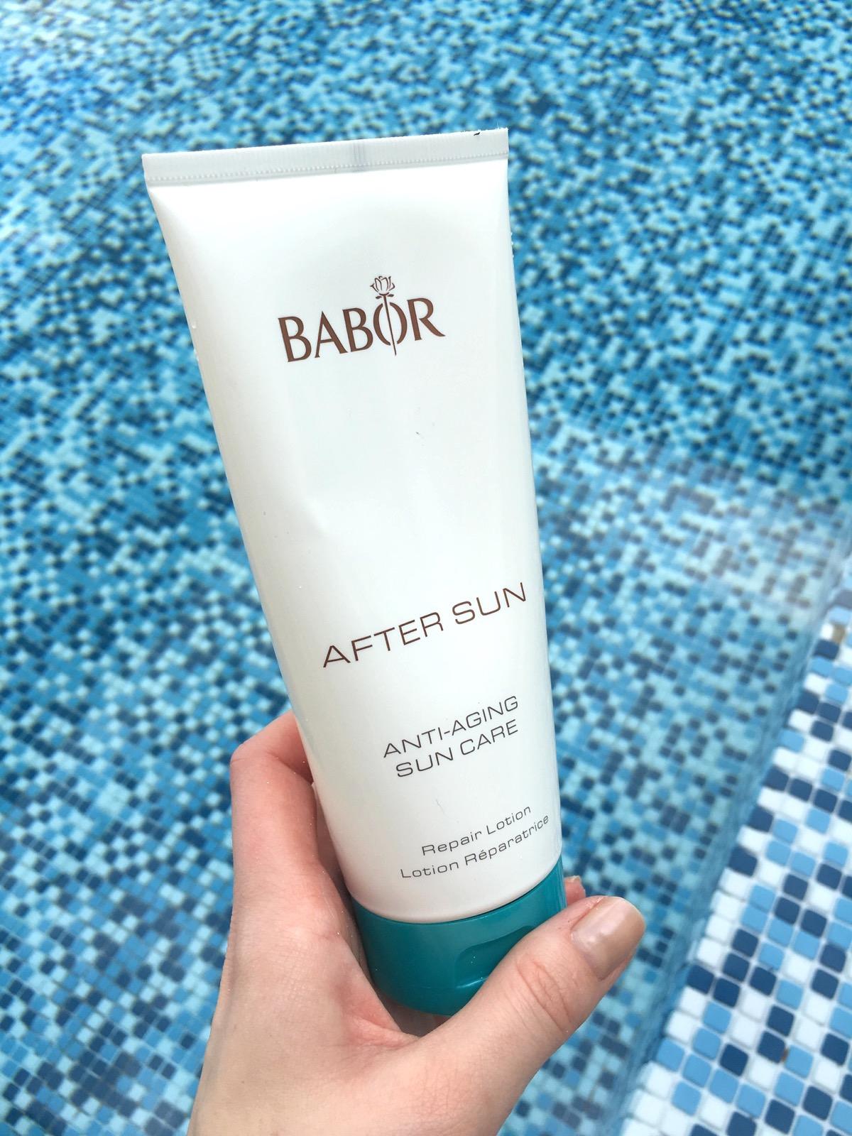 After Sun produkter från Babor, skönhetssnack.se IMG_4350