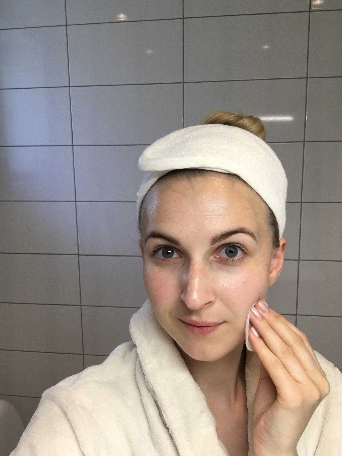 Exuviance Skin Rise Bionic Tonic Pads skönhetssnack.se IMG_6977