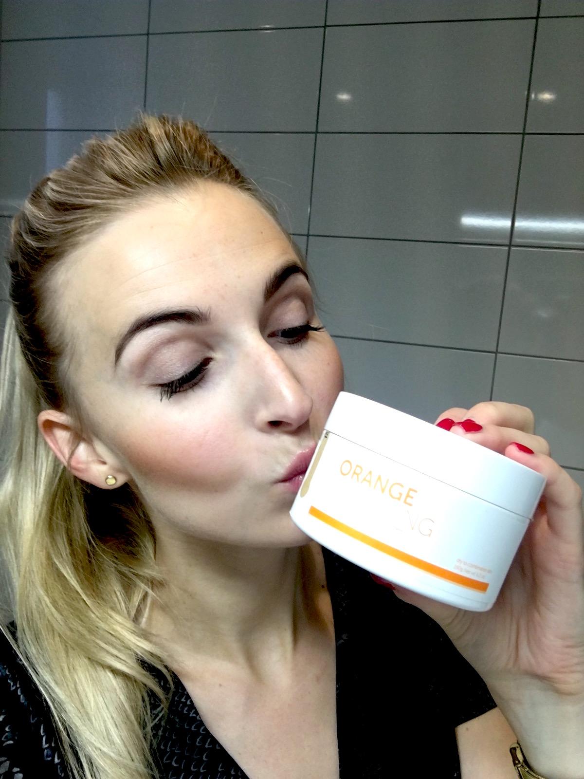 K beauty Aromatica, skönhetssnack.se IMG_8339
