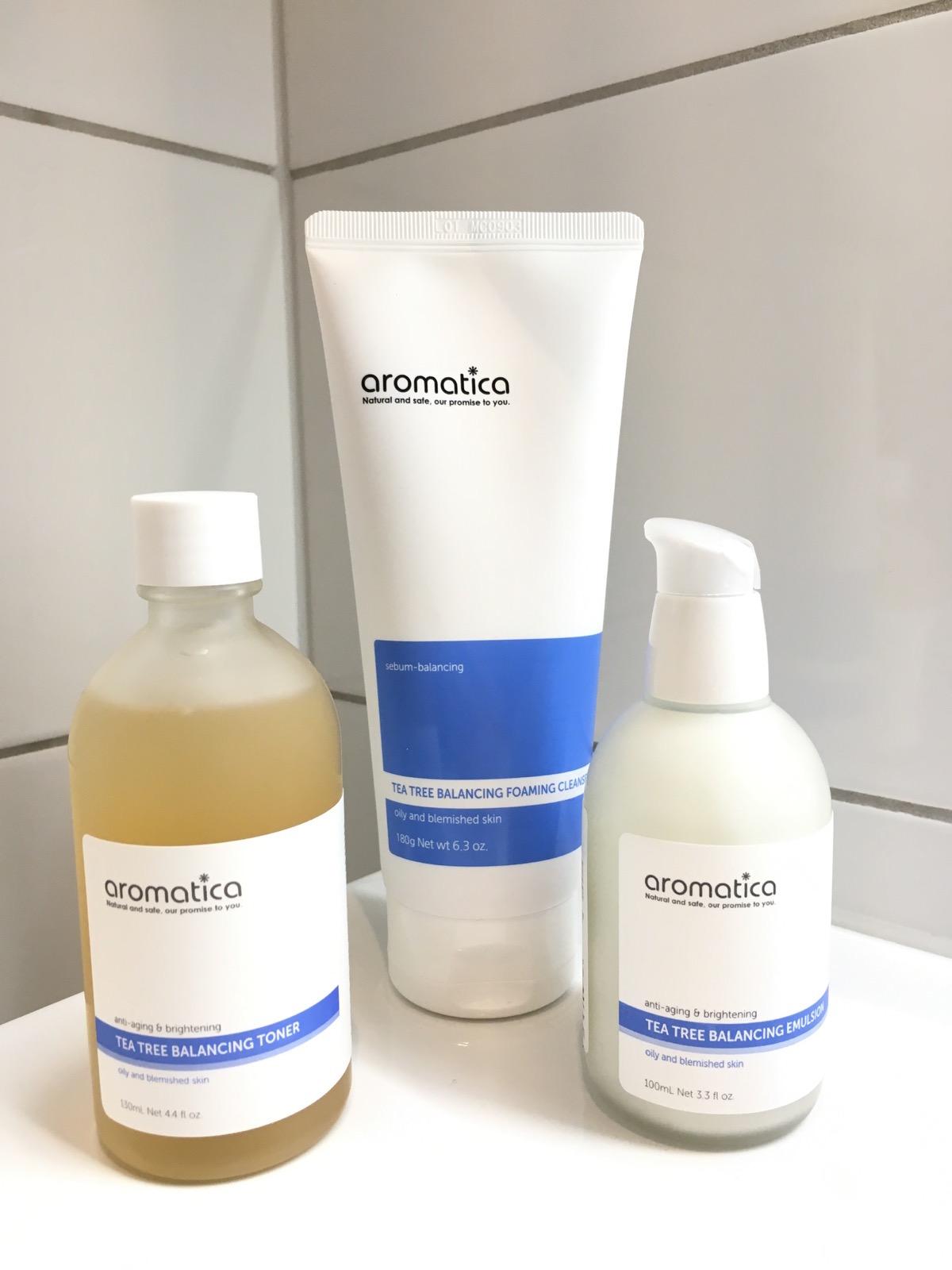 K beauty Aromatica, skönhetssnack.se IMG_8360