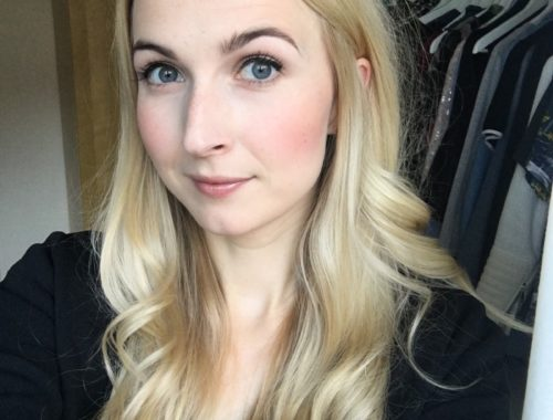 Makeup inför brudklänningsshopping, skönhetssnack.se
