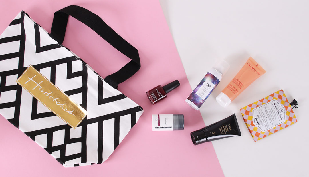 Hudoteket Beauty Bag