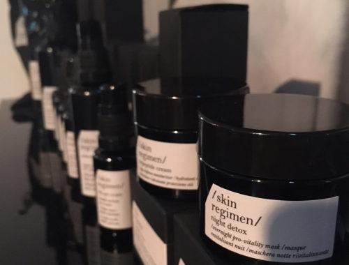 Skin Regimen skin care range skönhetssnack.se