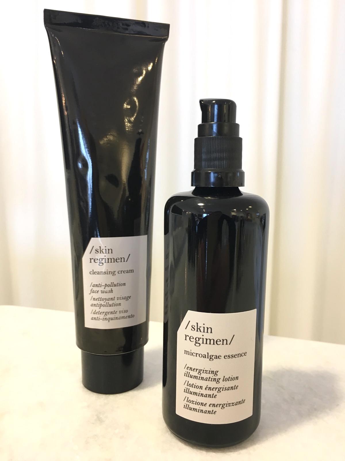 skin regimen cleansing duo, skonhetssnack.seIMG_0836