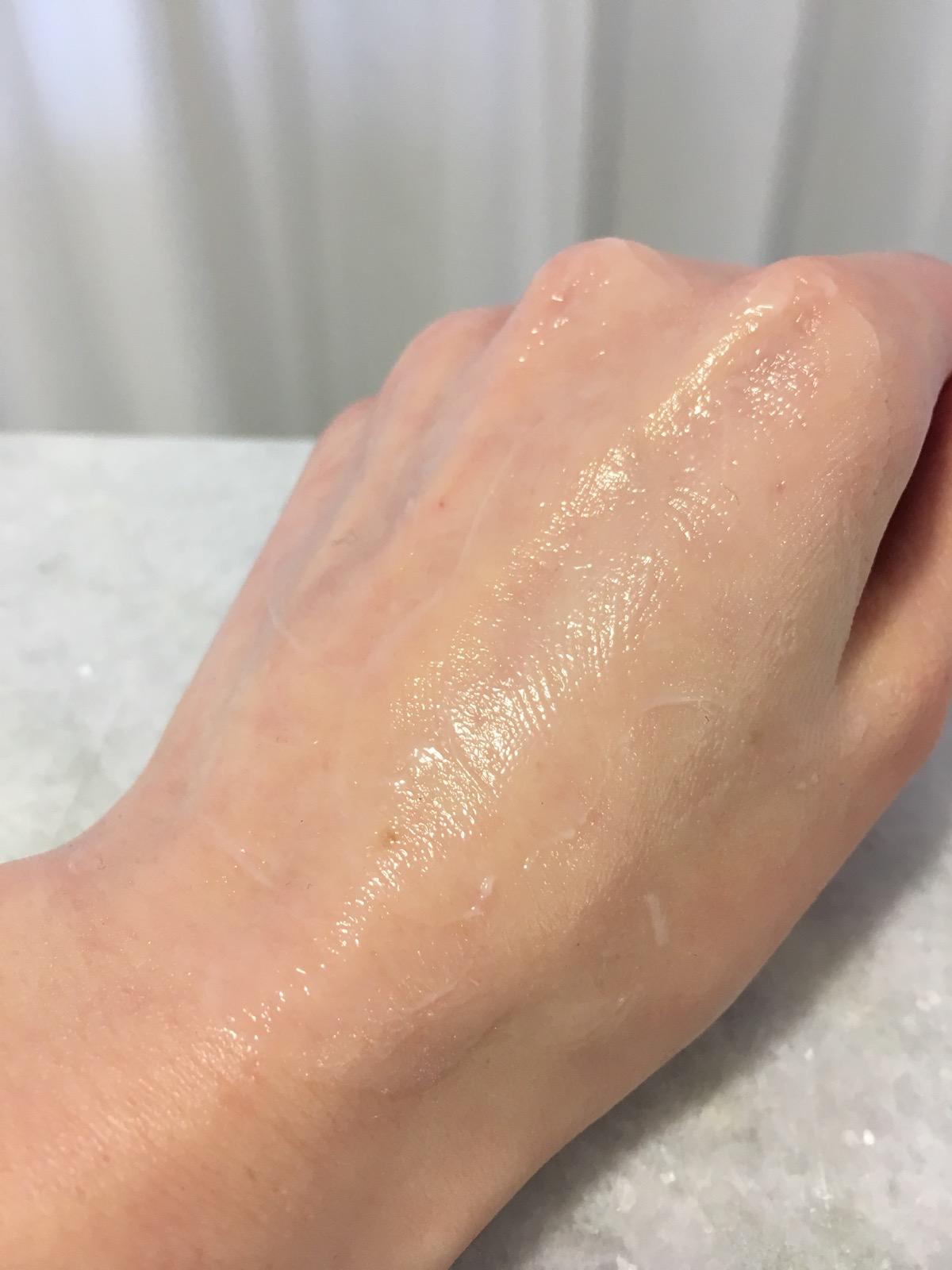 skin regimen night detox on hand, skonhetssnack.seIMG_0897