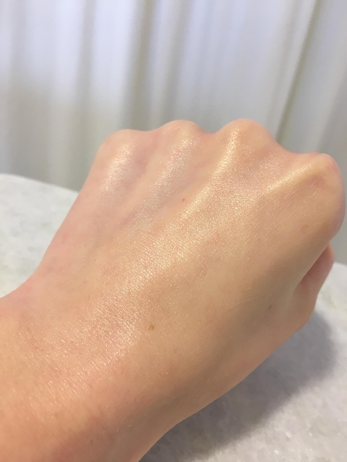 skin regimen urban shield on hand, skonhetssnack.seIMG_0849