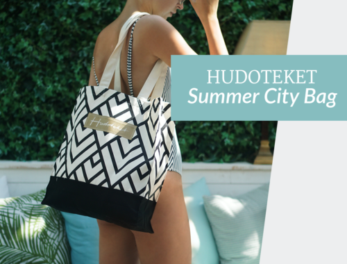 Hudoteket Summer City Bag