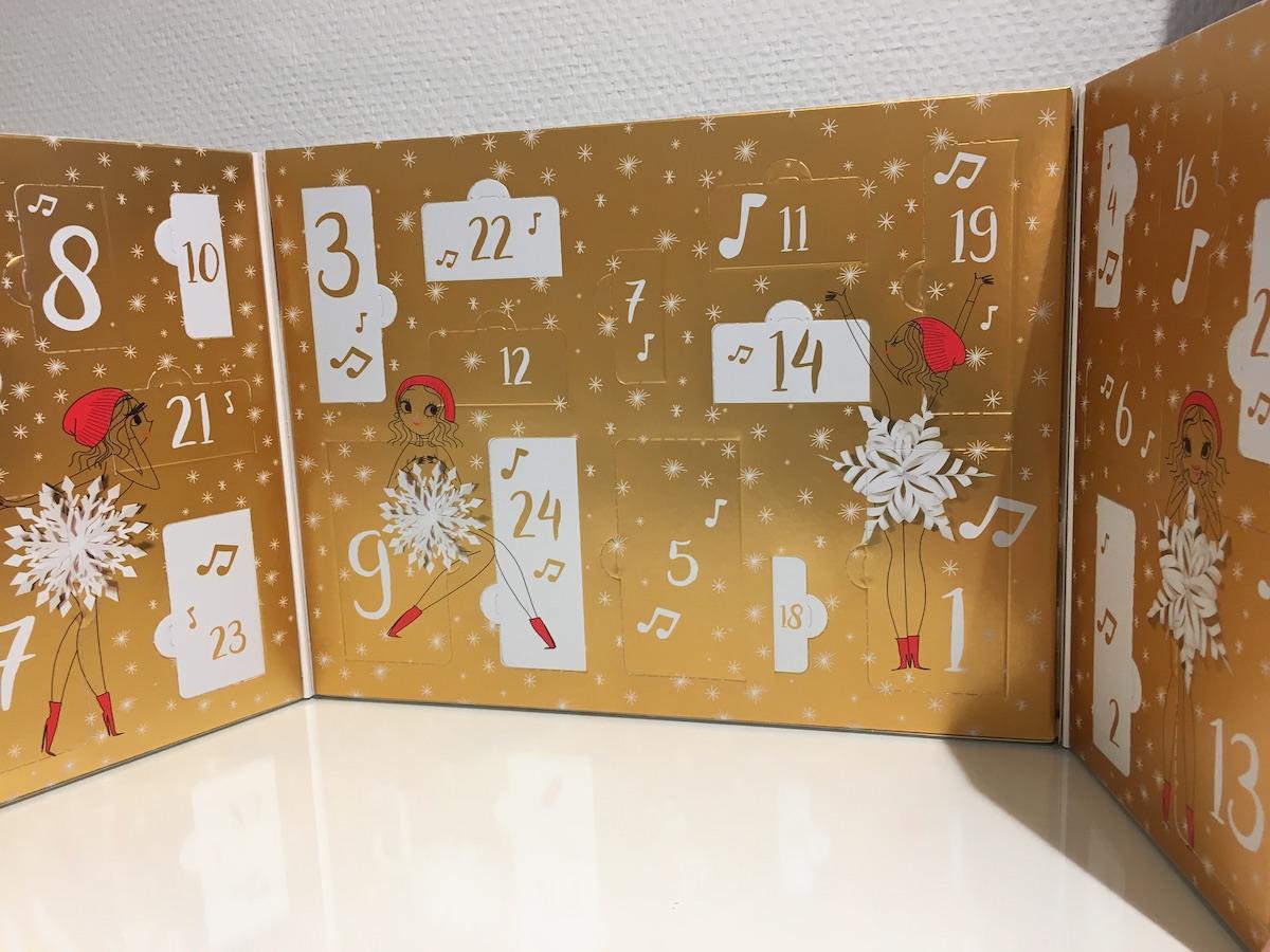 Julkalenderar 2018 skonhetssnack.se IMG_5160
