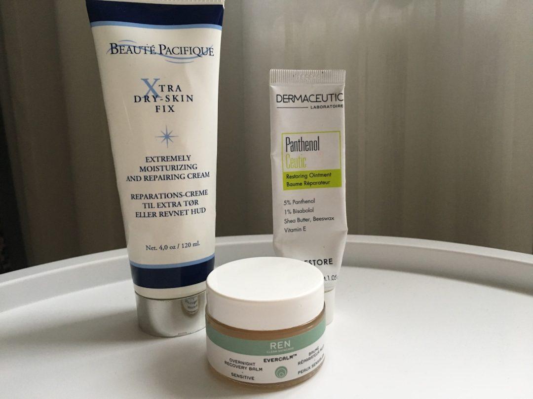 Balmer och produkter för torr hud skonhetssnack.se IMG_5212