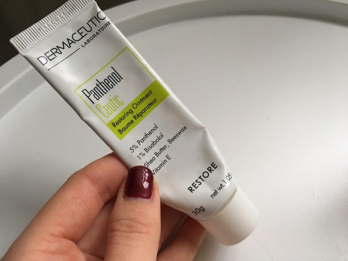 Balmer och produkter för torr hud skonhetssnack.se IMG_5220