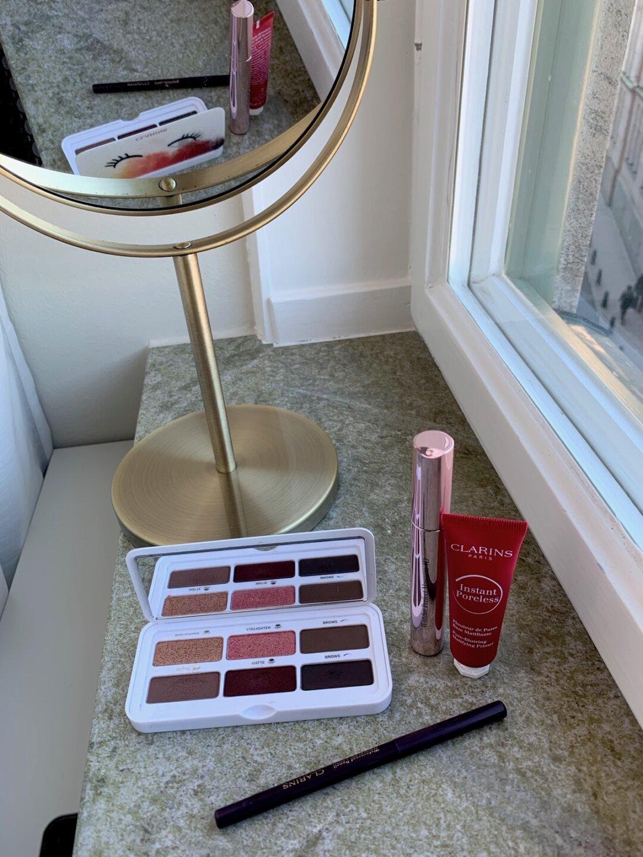 Clarins spring makeup 2019 skonhetssnack.se IMG_1393
